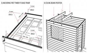 Anchoring / Ceiling beams