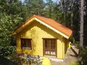 Garden cottage 18