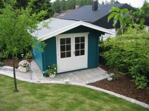 Garden cottage 16