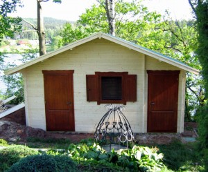 Garden cottage 13