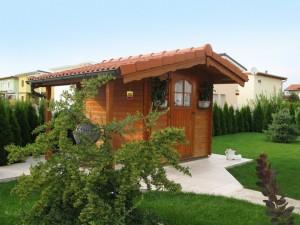 Garden cottage 20
